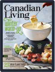 Canadian Living (Digital) Subscription January 1st, 2021 Issue