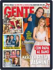 Gente (Digital) Subscription December 12th, 2020 Issue