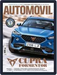 Automovil (Digital) Subscription December 1st, 2020 Issue