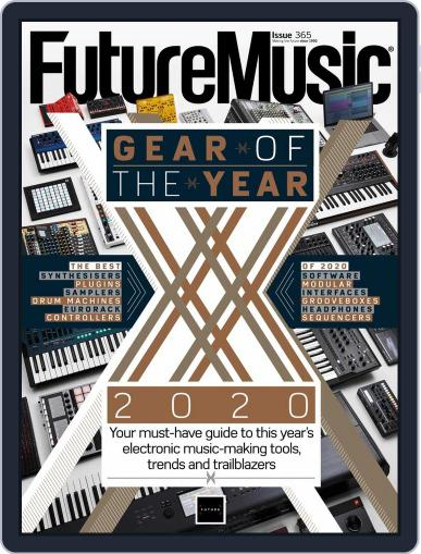 Future Music (Digital) January 1st, 2021 Issue Cover
