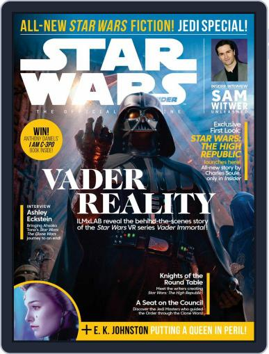 Star Wars Insider December 1st, 2020 Digital Back Issue Cover