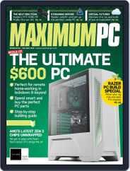 Maximum PC (Digital) Subscription December 15th, 2020 Issue