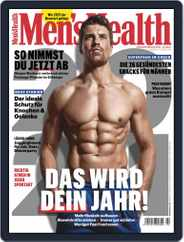 Men's Health Deutschland (Digital) Subscription January 1st, 2021 Issue