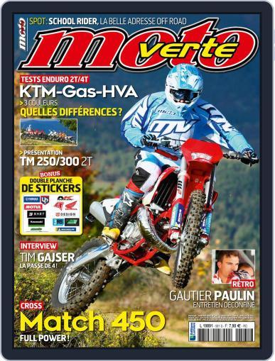 Moto Verte January 1st, 2021 Digital Back Issue Cover
