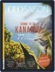 GEO Saison (Digital) Subscription January 1st, 2021 Issue