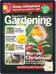 Amateur Gardening (Digital) Subscription December 19th, 2020 Issue