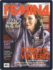 Femina Sweden (Digital) Subscription January 1st, 2021 Issue