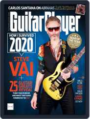 Guitar Player (Digital) Subscription January 1st, 2021 Issue