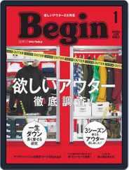 Begin ビギン (Digital) Subscription November 16th, 2020 Issue