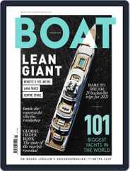 Boat International (Digital) Subscription January 1st, 2021 Issue