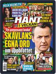 Hänt i Veckan (Digital) Subscription December 16th, 2020 Issue