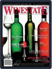 Winestate (Digital) Subscription December 1st, 2020 Issue