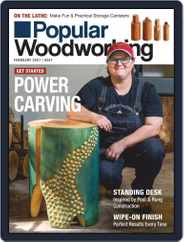 Popular Woodworking (Digital) Subscription February 1st, 2021 Issue