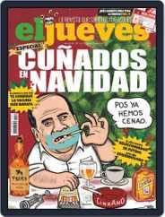 El Jueves (Digital) Subscription December 15th, 2020 Issue