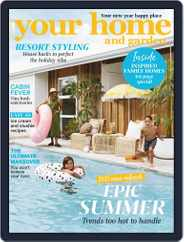 Your Home and Garden (Digital) Subscription January 1st, 2021 Issue