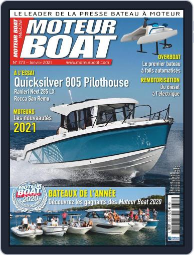 Moteur Boat January 1st, 2021 Digital Back Issue Cover