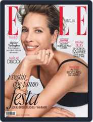 Elle Italia (Digital) Subscription January 2nd, 2021 Issue