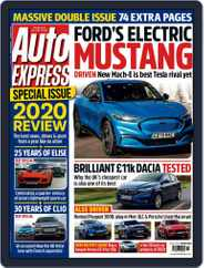Auto Express (Digital) Subscription December 16th, 2020 Issue