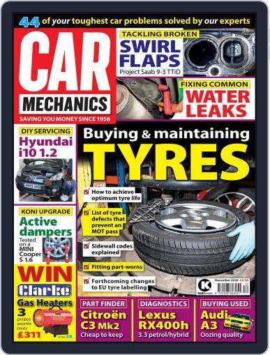 Car Mechanics (Digital) December 1st, 2020 Issue Cover