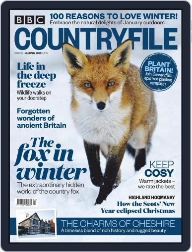 Bbc Countryfile (Digital) January 1st, 2021 Issue Cover