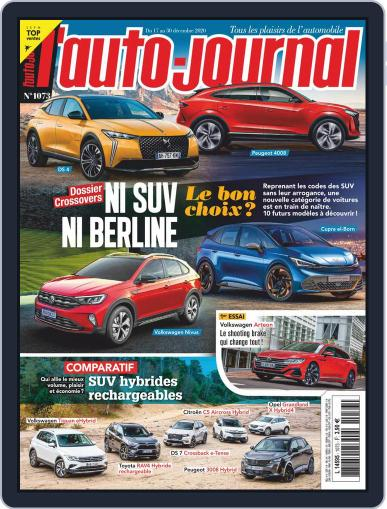L'auto-journal (Digital) December 17th, 2020 Issue Cover