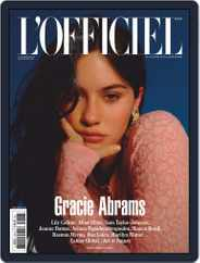 L'officiel Paris (Digital) Subscription December 1st, 2020 Issue