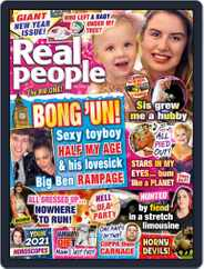 Real People (Digital) Subscription December 24th, 2020 Issue