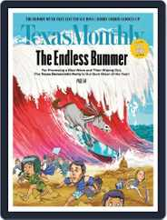 Texas Monthly (Digital) Subscription January 1st, 2021 Issue