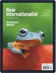 New Internationalist (Digital) Subscription January 1st, 2021 Issue