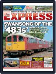 Rail Express (Digital) Subscription January 1st, 2021 Issue