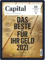 Capital Germany (Digital) Subscription January 1st, 2021 Issue