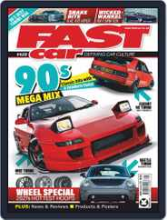 Fast Car (Digital) Subscription January 1st, 2021 Issue