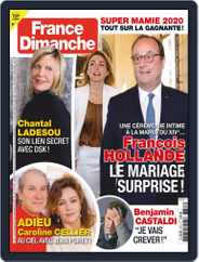 France Dimanche (Digital) Subscription December 18th, 2020 Issue