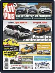 Auto Plus France (Digital) Subscription December 18th, 2020 Issue