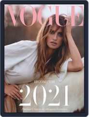 Vogue España (Digital) Subscription January 1st, 2021 Issue