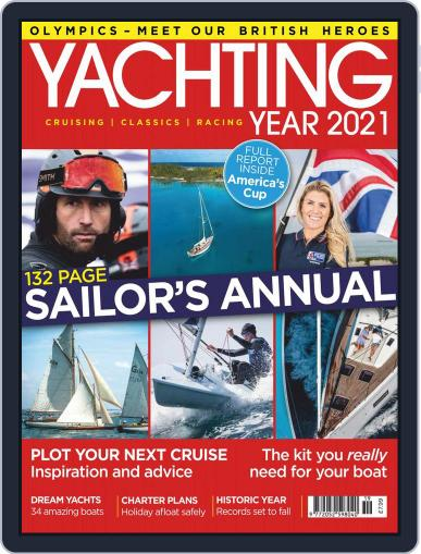 Sailing Today (Digital) January 2nd, 2021 Issue Cover