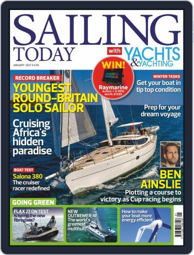 Sailing Today (Digital) January 1st, 2021 Issue Cover