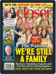 Closer Weekly (Digital) Subscription December 21st, 2020 Issue
