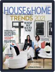 House & Home (Digital) Subscription January 1st, 2021 Issue