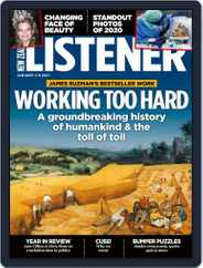 New Zealand Listener (Digital) Subscription January 2nd, 2021 Issue