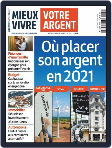 Mieux Vivre Votre Argent (Digital) January 1st, 2021 Issue Cover