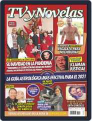 TV y Novelas México (Digital) Subscription December 21st, 2020 Issue