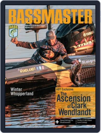 Bassmaster (Digital) January 1st, 2021 Issue Cover