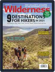 Wilderness (Digital) Subscription January 1st, 2021 Issue