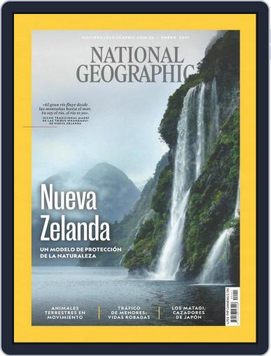 National Geographic - España January 1st, 2021 Digital Back Issue Cover