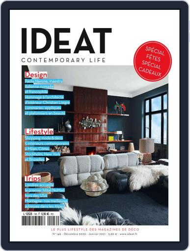 Ideat France (Digital) December 1st, 2020 Issue Cover