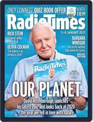 Radio Times (Digital) Subscription January 2nd, 2021 Issue