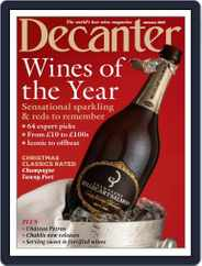 Decanter (Digital) Subscription January 1st, 2021 Issue