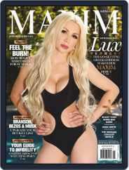Maxim Australia (Digital) Subscription January 1st, 2021 Issue