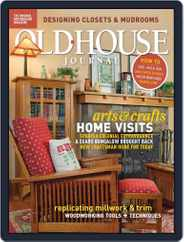 Old House Journal (Digital) Subscription January 1st, 2021 Issue